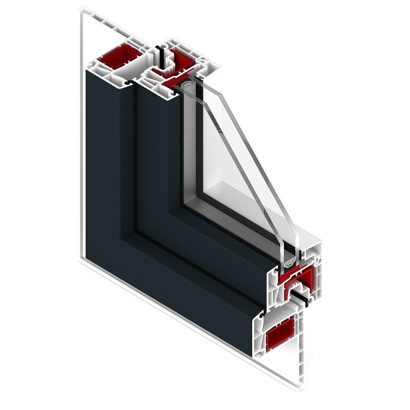 Edge fenêtre moderne renovation