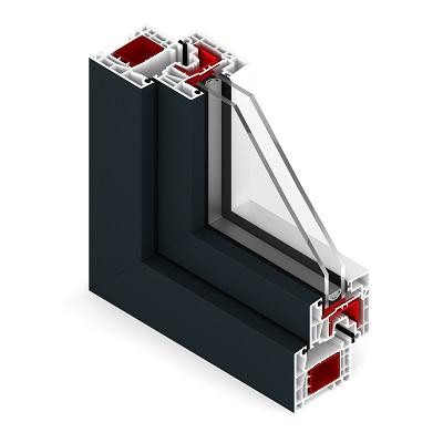 EDGE – fenêtre moderne