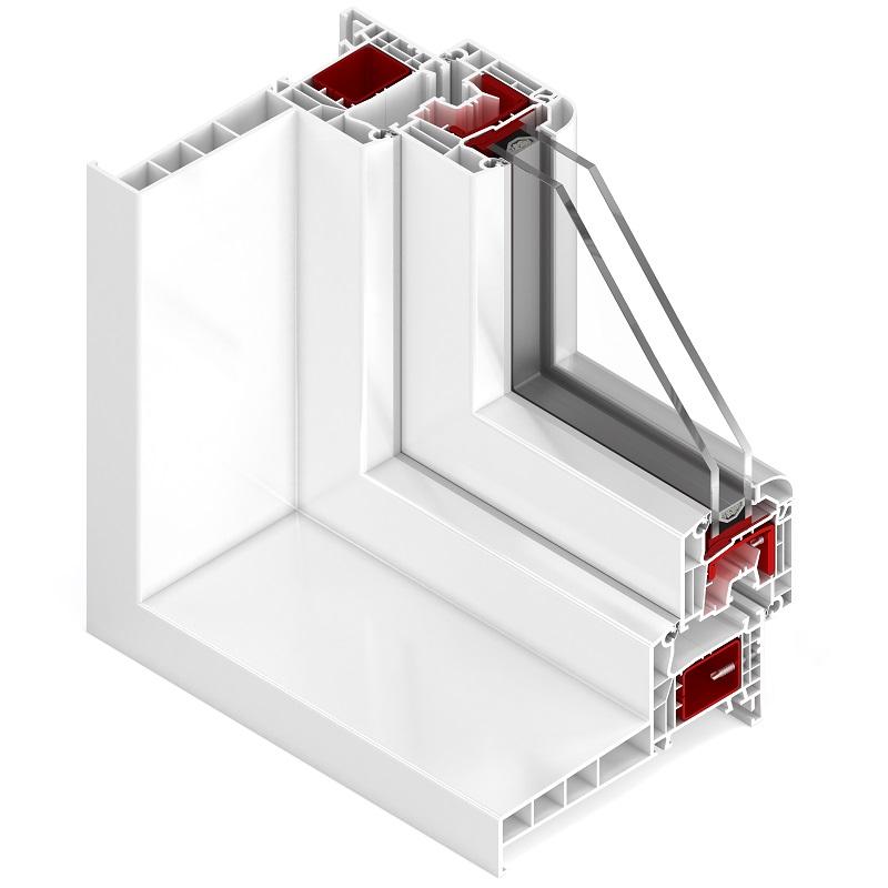 Etrum fenêtres monoblok