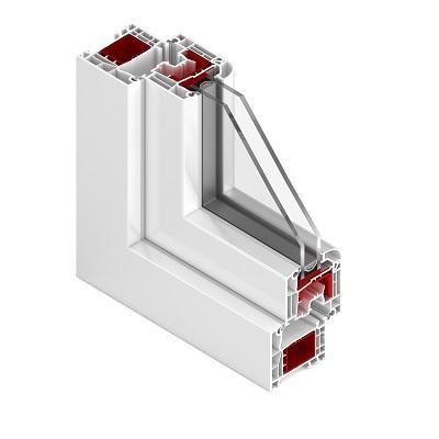 fenêtres ETRUM IDEAL 4000